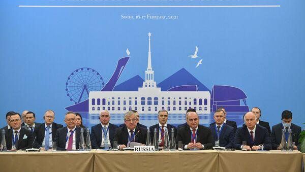 Astana formatındaki Suriye konulu görüşme - Soçi - Sputnik Türkiye