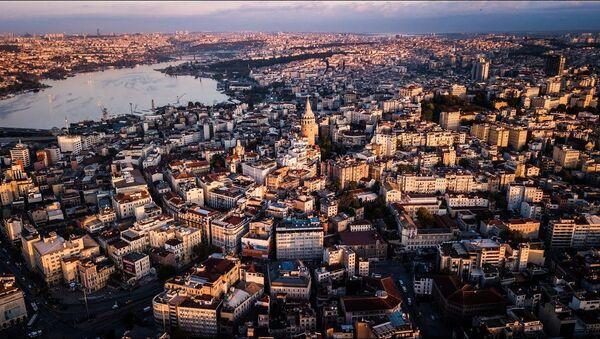 İstanbul - galata - Sputnik Türkiye