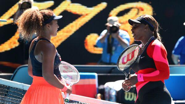 Naomi Osaka- Serena Williams - Sputnik Türkiye
