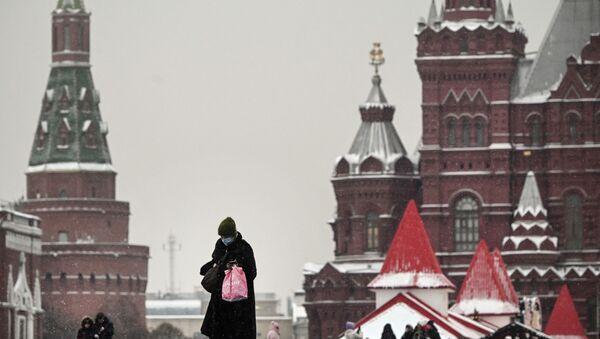 Rusya'da koronavirüs salgını - Sputnik Türkiye