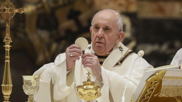 Papa Francis - Sputnik Türkiye