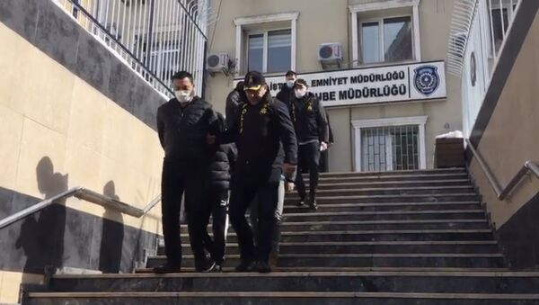 Bağcılar'da 2 milyon liralık gasp - Sputnik Türkiye