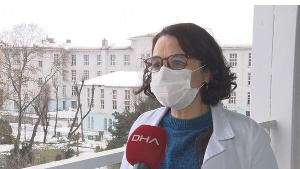 Prof. Dr. Serap Şimşek Yavuz - Sputnik Türkiye
