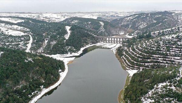 İstanbul'daki barajların doluluk oranları - Sputnik Türkiye