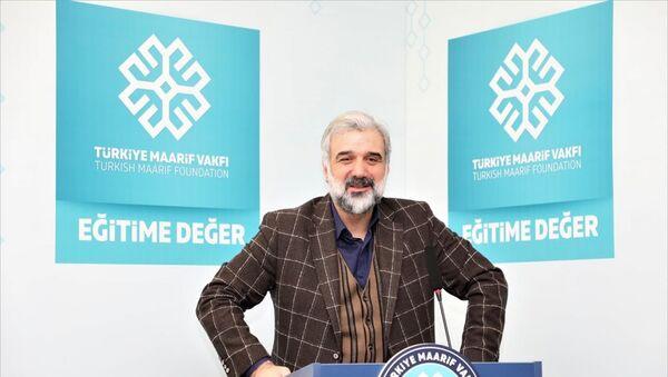 Osman Nuri Kabaktepe - Sputnik Türkiye