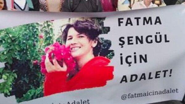 Fatma Şengül için adalet - Sputnik Türkiye