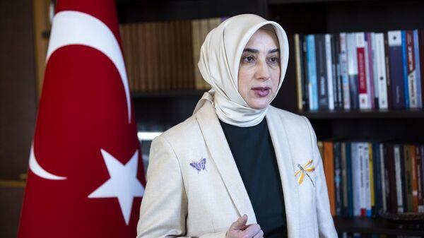 Özlem Zengin - Sputnik Türkiye