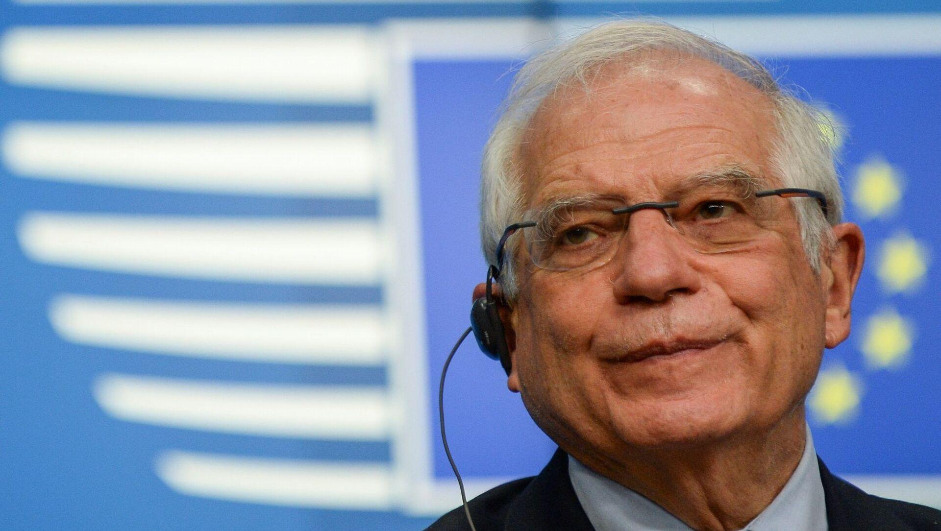 Josep Borrell - Sputnik Türkiye, 1920, 29.03.2021