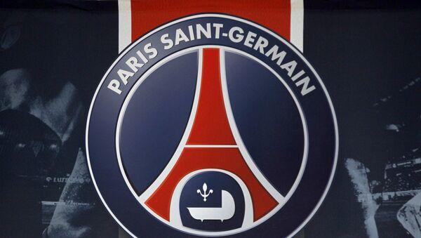 Paris Saint-Germain - PSG - logo - Sputnik Türkiye