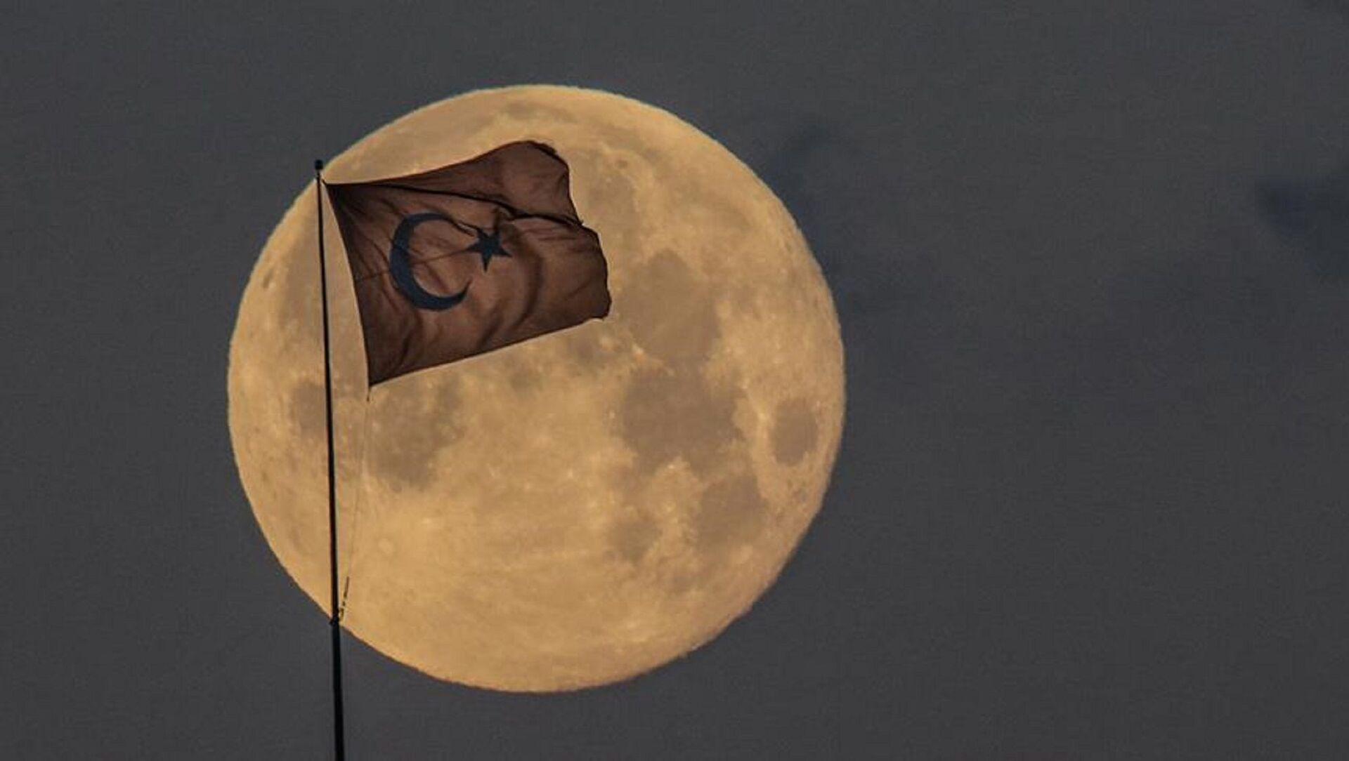 Ay - Türk bayrağı - Sputnik Türkiye, 1920, 23.02.2021