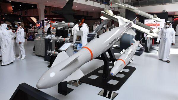 IDEX 2021 Fuarı - Sputnik Türkiye