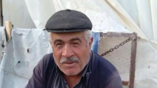 Isparta'nın Yalvaç ilçesinde 2 gün önce avlanmaya giden Ali Akkuş, ormanlık alanda ölü olarak bulundu. - Sputnik Türkiye
