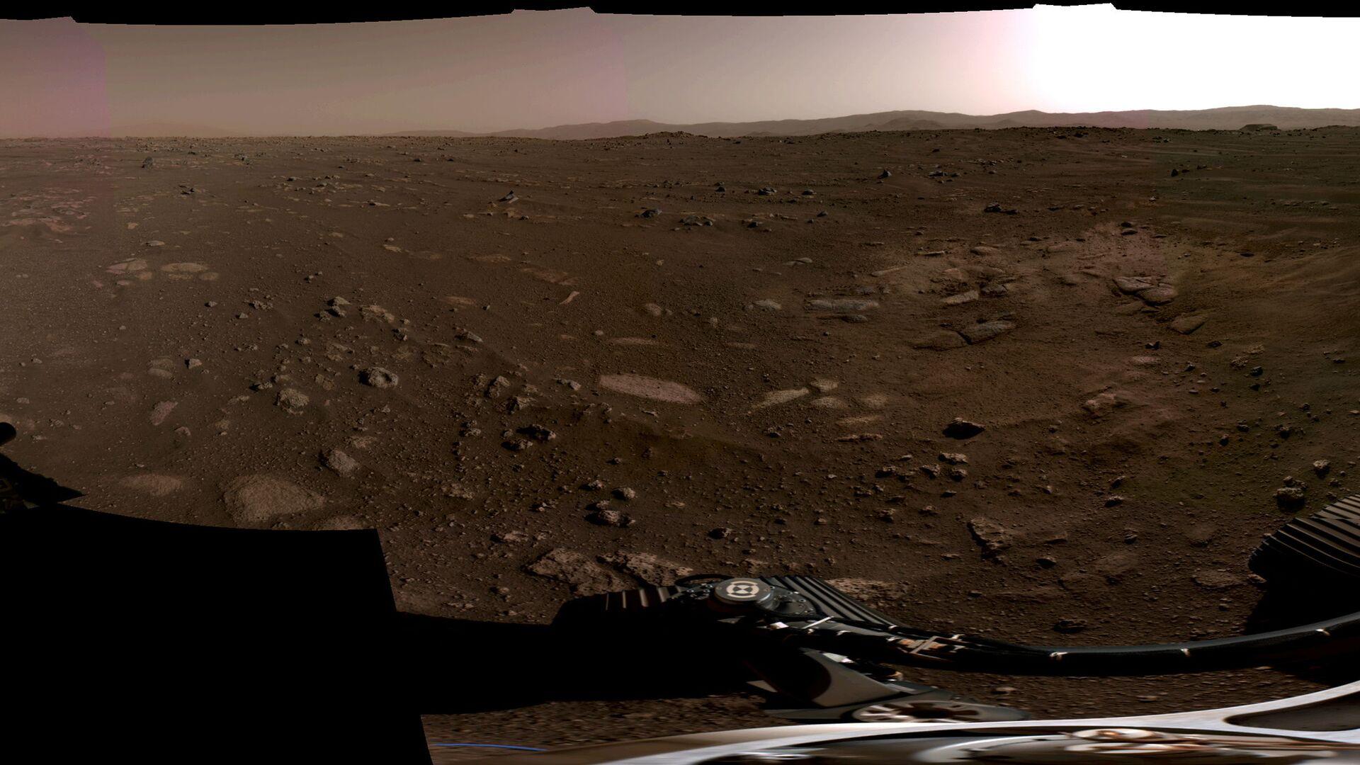 Mars'tan görüntüler - Sputnik Türkiye, 1920, 10.08.2021