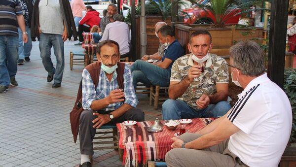 Çay içme - Sputnik Türkiye