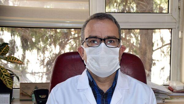 Prof. Dr. İsmail Hanta - Sputnik Türkiye