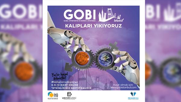 GOBİ - Sputnik Türkiye