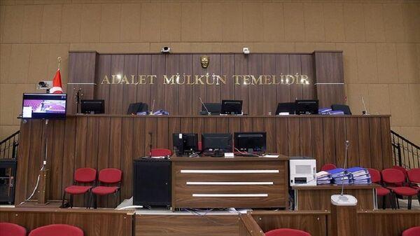 Mahkeme salonu - Sputnik Türkiye