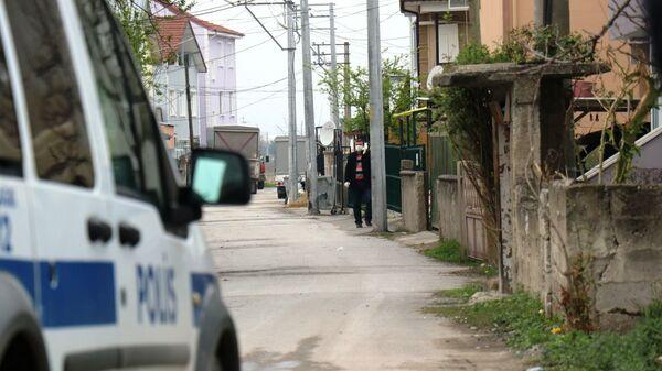 Sakarya'da 68 yerleşim biriminde 476 kişi karantina altında - Sputnik Türkiye