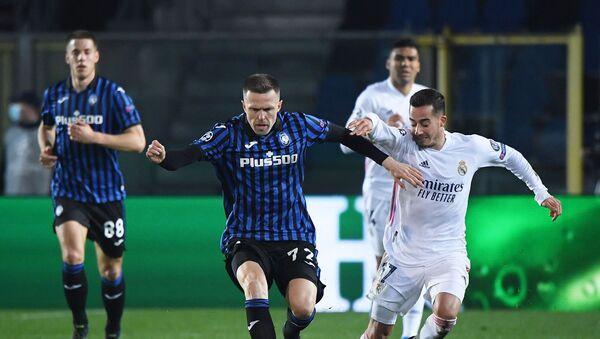 Real Madrid - Atalanta - Sputnik Türkiye