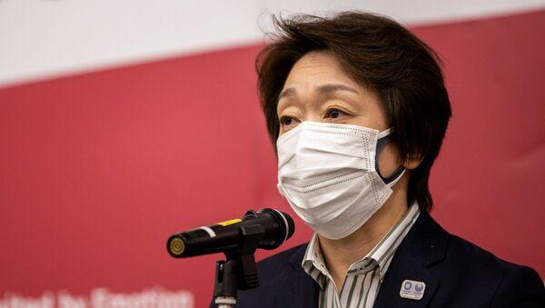 Tokyo Olimpiyatları Komitesi Başkanı Seiko Haşimoto - Sputnik Türkiye