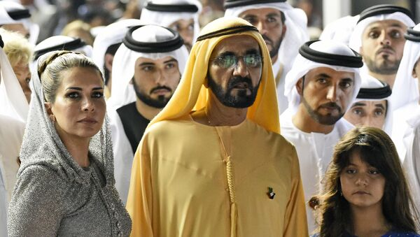 Babasının 'rehin tuttuğu' Dubai Prensesi, ablasının ortadan kaybolması olayının tekrar araştırılmasını istedi - Sputnik Türkiye