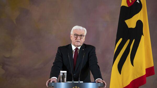 Almanya Cumhurbaşkanı Steinmeier - Sputnik Türkiye