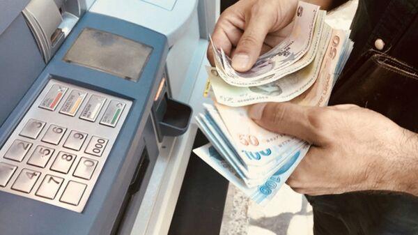 para TL banknot - Sputnik Türkiye