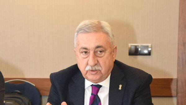 TESK Başkanı Bendevi Palandöken - Sputnik Türkiye