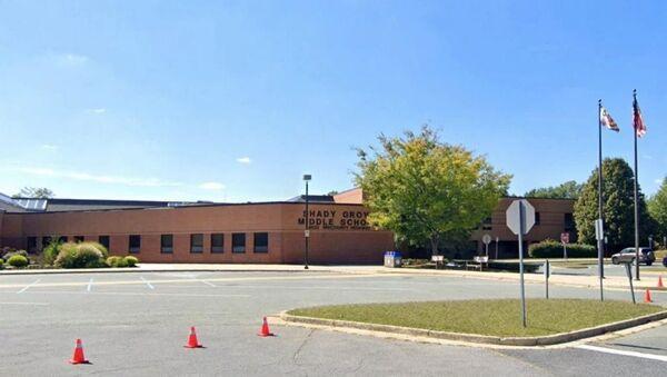 Maryland - Shady Grove Ortaokulu - Sputnik Türkiye