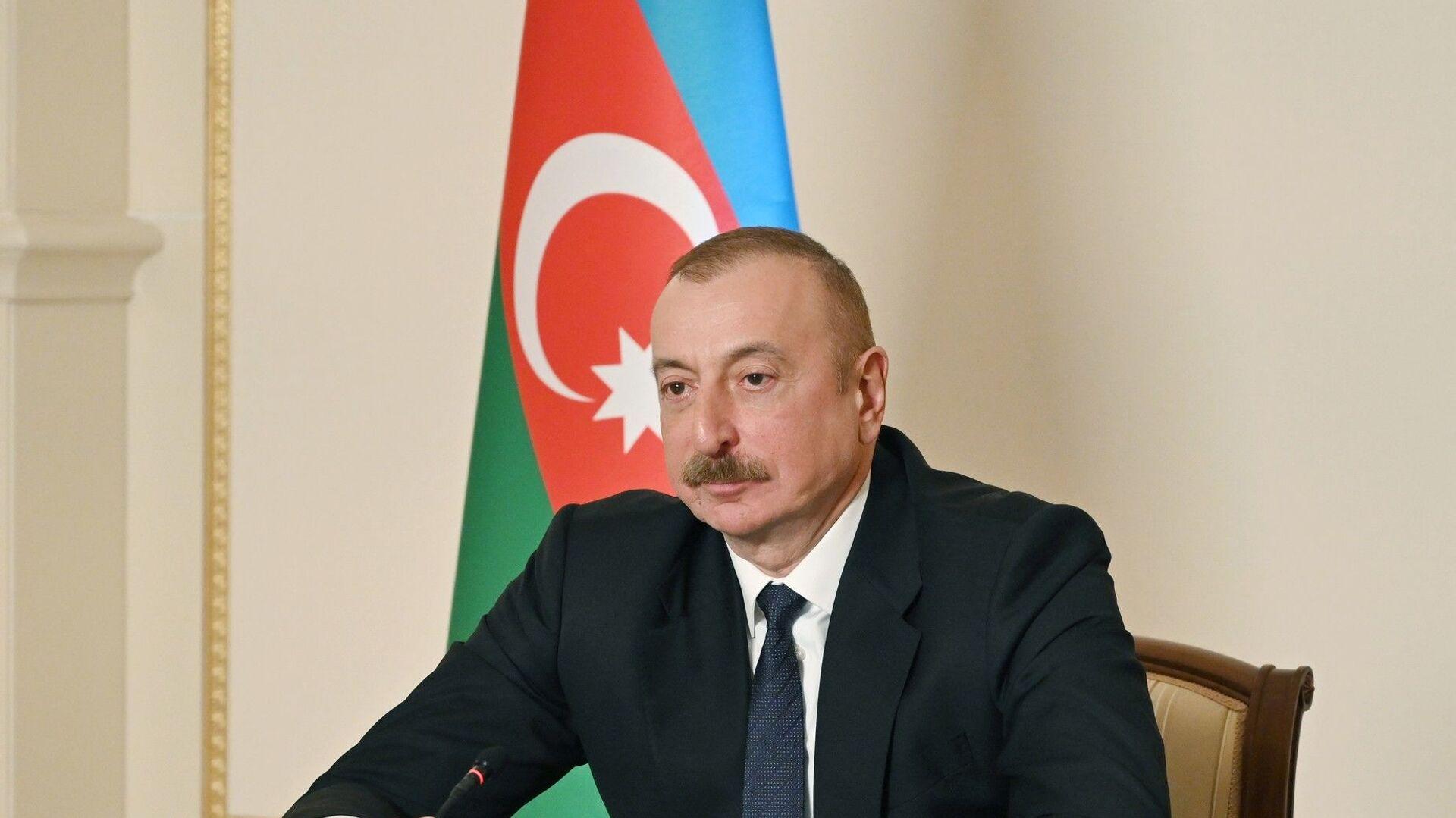 Aliyev - Sputnik Türkiye, 1920, 23.07.2021