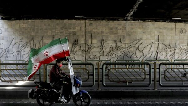 İran - koronavirüs - Kovid-19 - Sputnik Türkiye