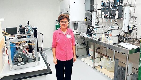 Prof. Dr. Berrin Tansel - Sputnik Türkiye