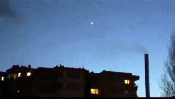 İstanbul'da meteor - Sputnik Türkiye