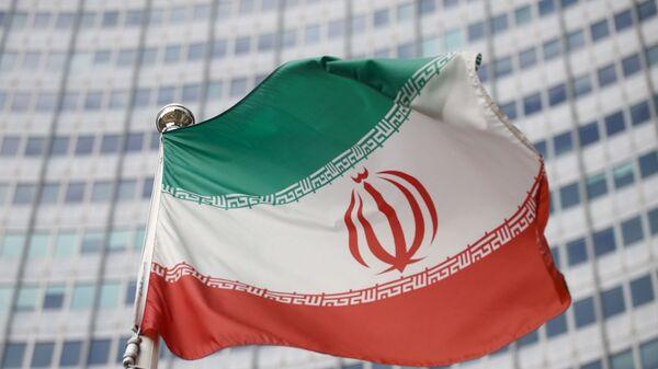 İran - Uluslararası Atom Enerjisi Kurumu - İran bayrağı - Sputnik Türkiye