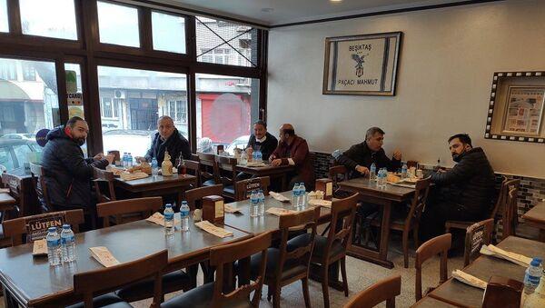 Çorbacı, restoran - Sputnik Türkiye