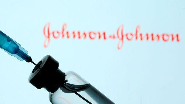 Johnson&Johnson - koronavirüs aşısı - Sputnik Türkiye