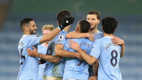 Manchester City - Wolverhampton - Sputnik Türkiye