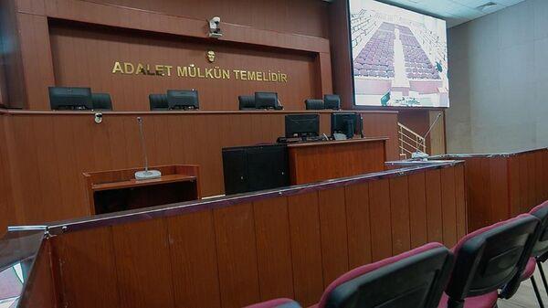 Mahkeme, yargı , dava - Sputnik Türkiye