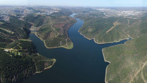 Alibeyköy Barajı, İstanbul - Sputnik Türkiye