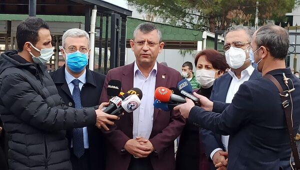 Tahir Elçi davasını takip eden CHP'li Özel: Devlet görevini yaparsa, şüpheden kurtulmuş olur - Sputnik Türkiye