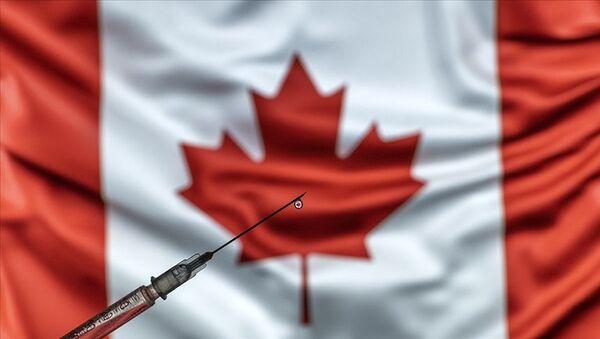 Kanada aşı - Sputnik Türkiye