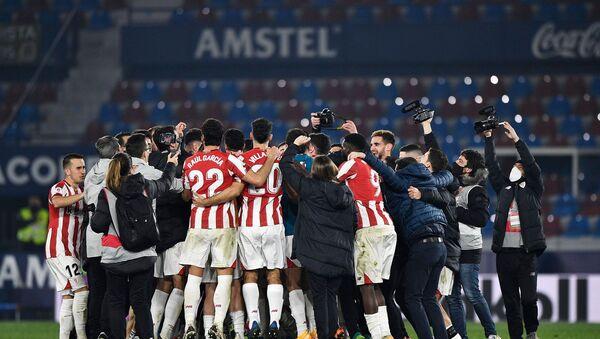 İspanya Kral Kupası - Athletic Bilbao - Levante - Sputnik Türkiye
