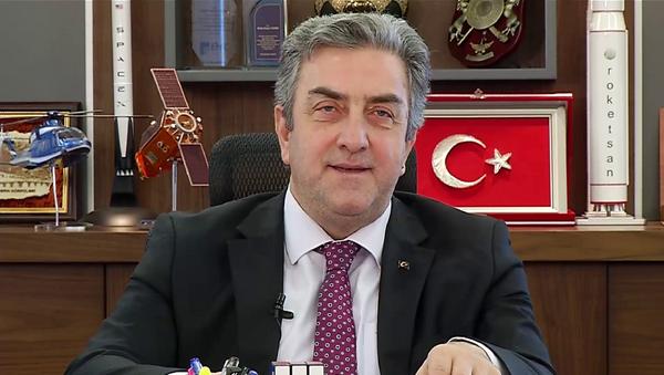 Türkiye Uzay Ajansı (TUA) Başkanı Serdar Hüseyin Yıldırım - Sputnik Türkiye