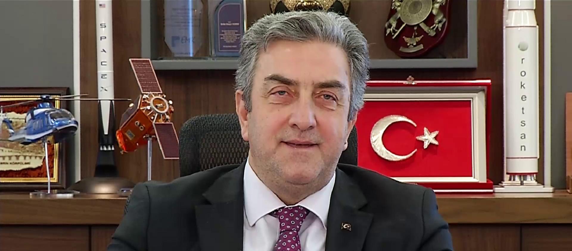 Türkiye Uzay Ajansı (TUA) Başkanı Serdar Hüseyin Yıldırım - Sputnik Türkiye, 1920