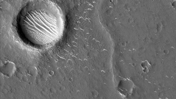 Çin'in uzay aracı Tianwen-1 Mars'ın ilk fotoğraflarını yayınladı - Sputnik Türkiye
