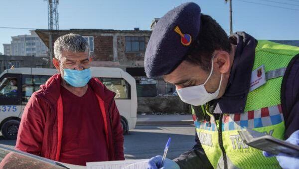 para cezası alan minibüs şoförü Tarık Uslu - Sputnik Türkiye