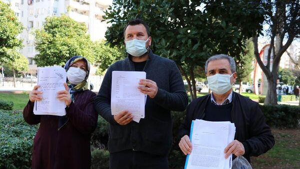 Fadime Özsu, Ali Acar - Sputnik Türkiye