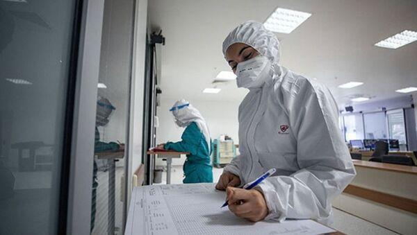 Türkiye'de koronavirüs - Sputnik Türkiye