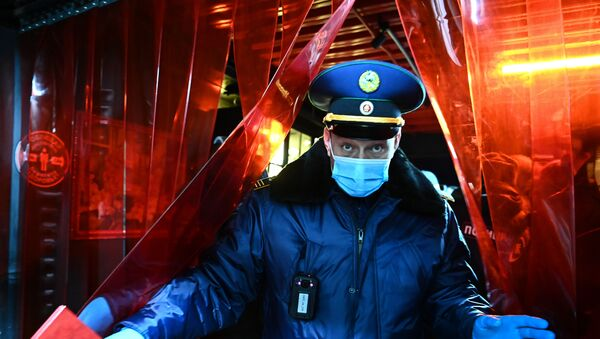 Rusya - Moskova - koronavirüs - karantina - Sputnik Türkiye