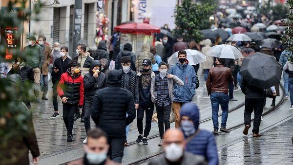 İstanbul-Taksim-Beyoğlu - Sputnik Türkiye